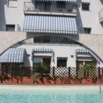 Lido di Savio Residence moderno piscina sul mare